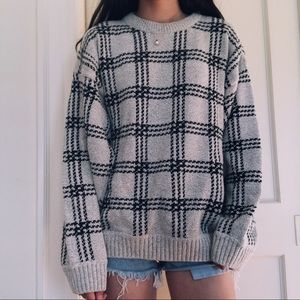Vintage Oversized Sweater